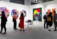 Artual Gallery at Volta International Art Fair 2019 (crédit photo Artual Gallery)