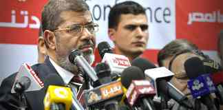 Mohammed Morsi Source Photo: Wikipedia