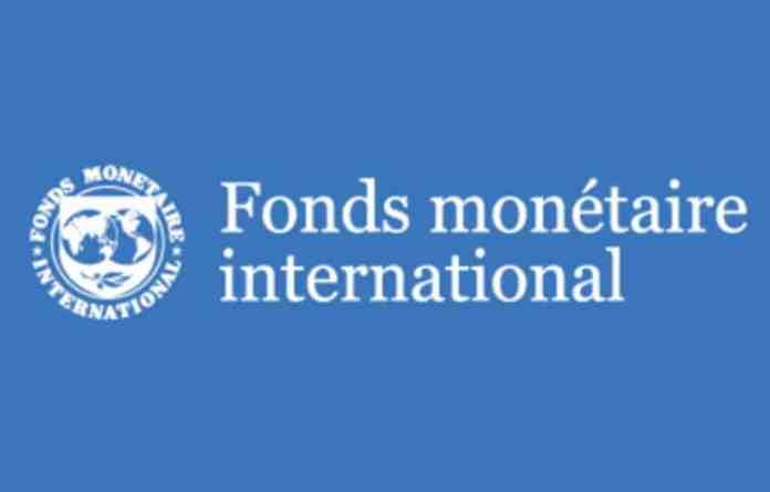Le Logo du Fonds Monétaire International (FMI)