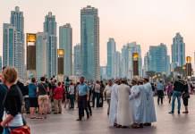 Le centre ville de Dubai. Crédit Photo: Pixabay