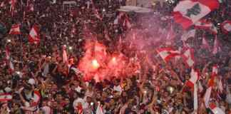 Tripoli Revolution Liban