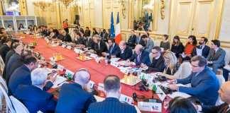Conférence du groupe des amis du Liban en décembre 2019