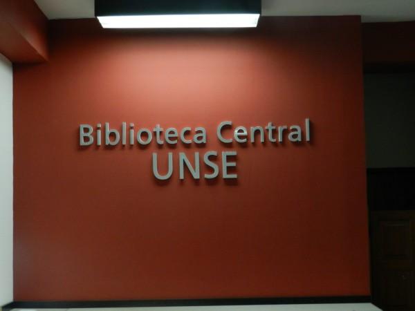 Remodelacion de Biblioteca Central