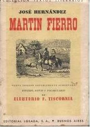 Audio Books 1 – El Gaucho Martín Fierro 1872