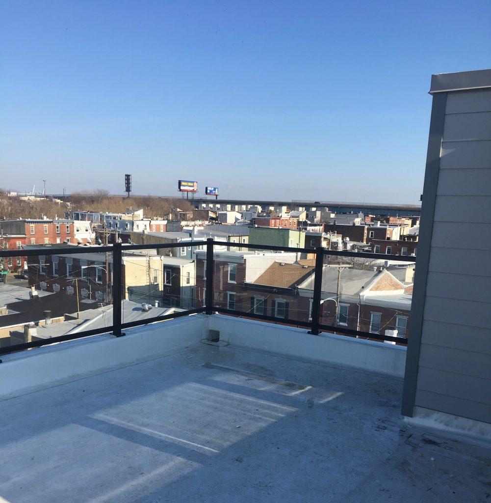 Roof deck - Libor