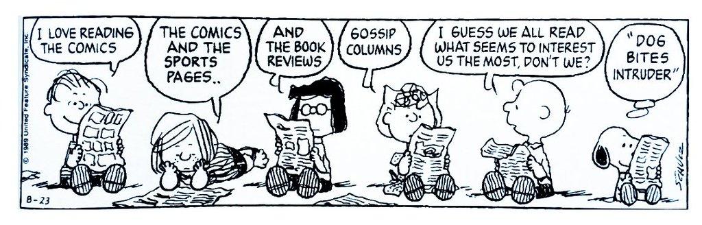 newspaperspeanuts