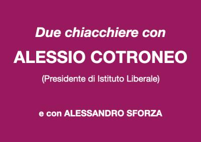 Due chiacchiere con Alessio Cotroneo