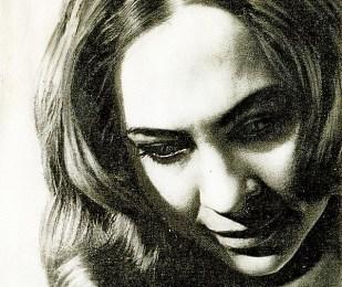 Белорусская поэтесса Евгения Янищиц