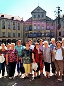 Экскурсия в  Несвижский замок