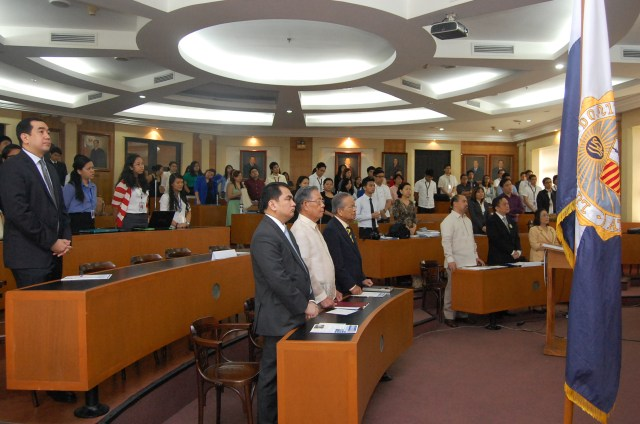 1st Lecture series at ateneo (1)