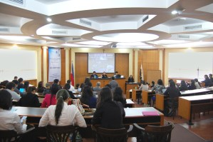 Ateneo School of Law Holds Second Moot Court Competition