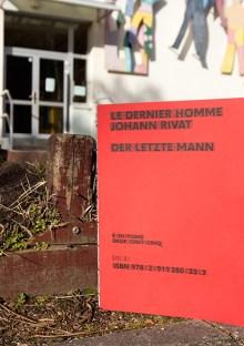 Johann Rivat - Le dernier homme - Éditions 205