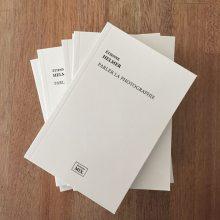 Parler la photographie - Etienne Helmer - éditions mix
