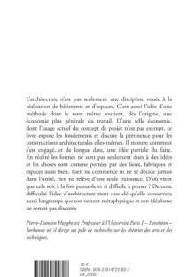 Faire place - Pierre-Damien Huyghe - Éditions Mix