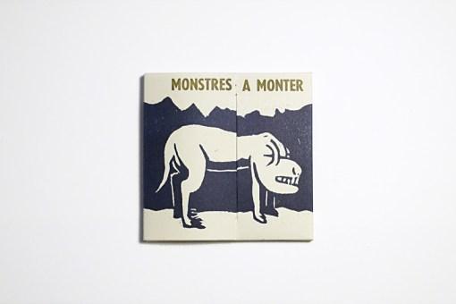 Monstre à monter - Anaïs Suzzoni, Julien Mortimer