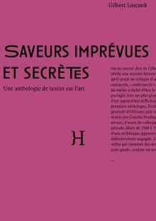 Couv Gilbert LAscault - Saveurs Imprevues et secretes