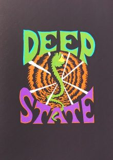 Deep State - L'appât - Mathieu Desjardins - Librairie Lame