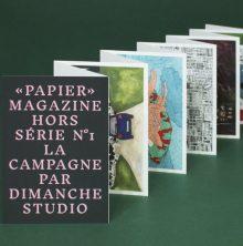 Couverture-Papier-Magazine-Hors-Serie-1 Librairie Lame
