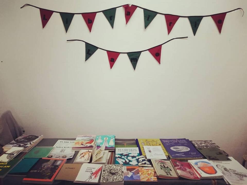 Librairie-Lame