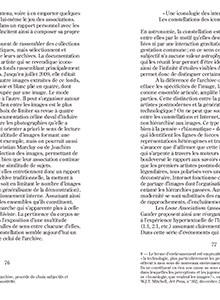 les-artistes-iconographes-empire-librairie-lame-Garance Chabert-Aurélien Mole
