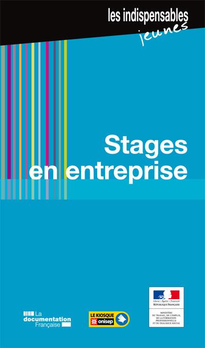 Stages en entreprise  Ouvrages en partenariats