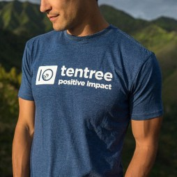 Make your positive impact. Ten trees planted for every item purchased. #tentree Photo: @shibbystylee