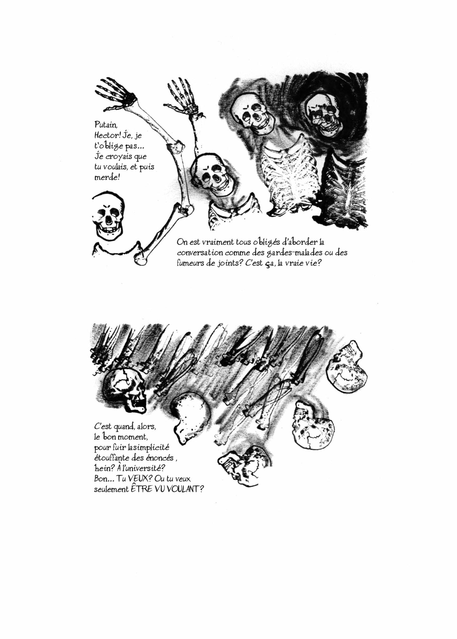 Dialogues de morts à propos de musique par L.L. de Mars