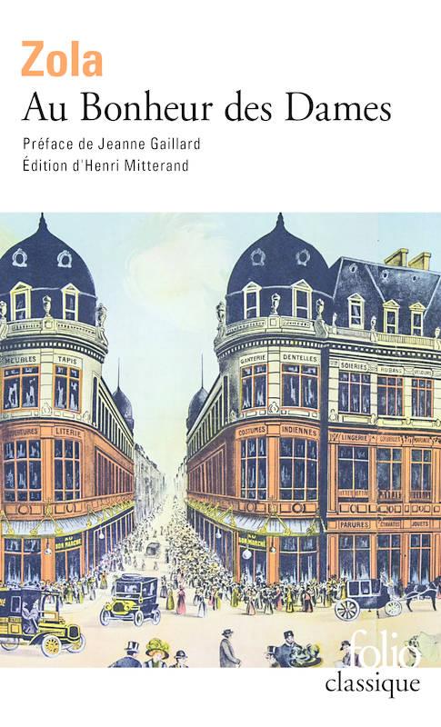 Au Bonheur Des Dames Magasin : bonheur, dames, magasin, BONHEUR, DAMES, (FOLIO, CLASSIQUE), Librairie, Laurentienne