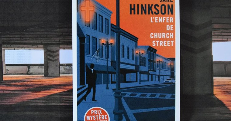 L'enfer de Church Street – Jake Hinkson