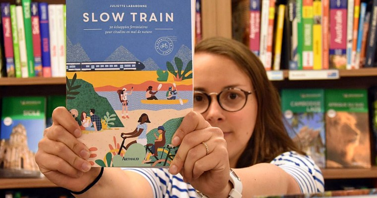 Slow train – Juliette Labaronne