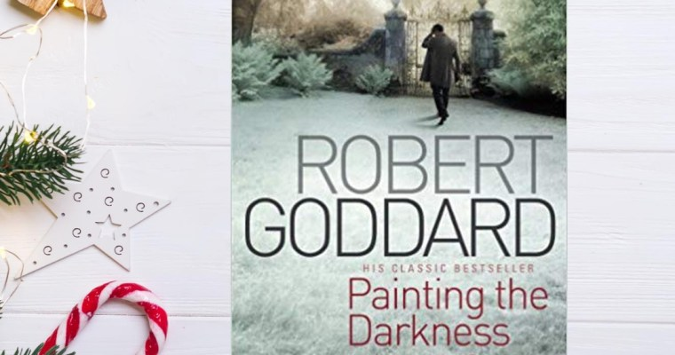 Painting the darkness -Robert Goddard