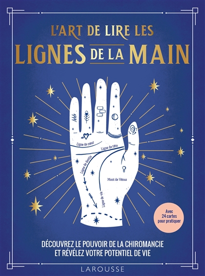 Lire Dans Les Lignes De La Main : lignes, L'art, Lignes, 9782035995278, Ésotérisme, Librairie, MARTIN