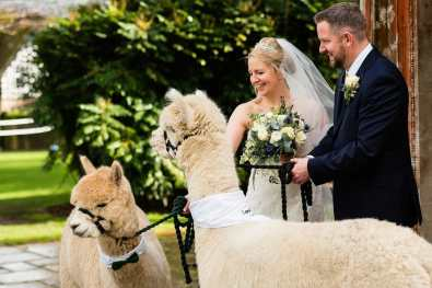 Larmertree Wedding at the Temple