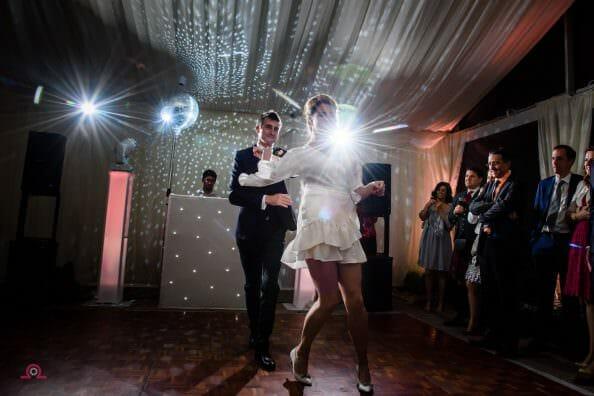 Studland bay house wedding - The First Dance