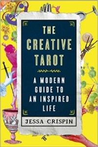 book cover: the creative tarot