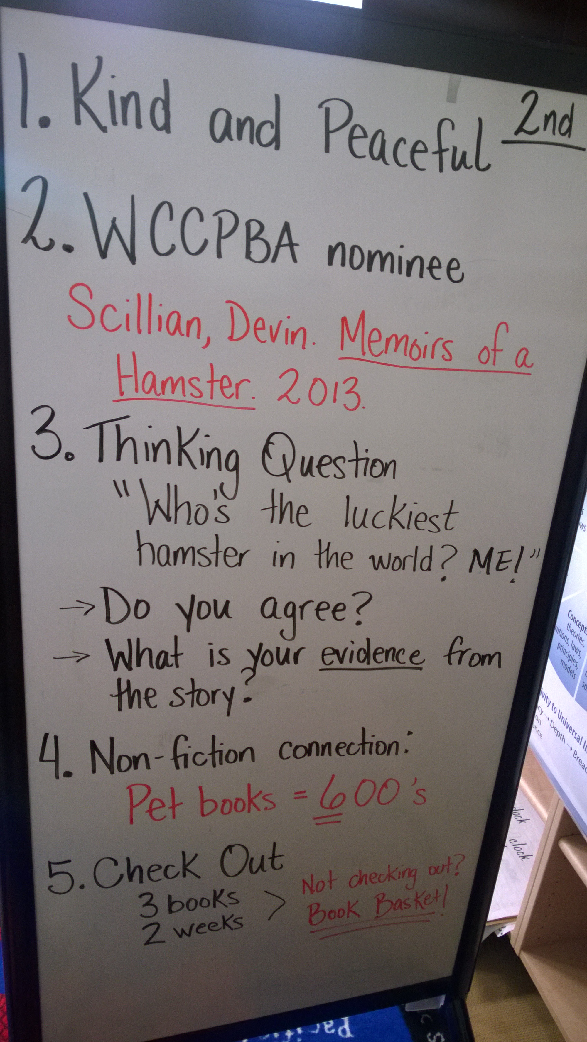 Lessons Oct 13 17 Author Study Wccpba And Claim