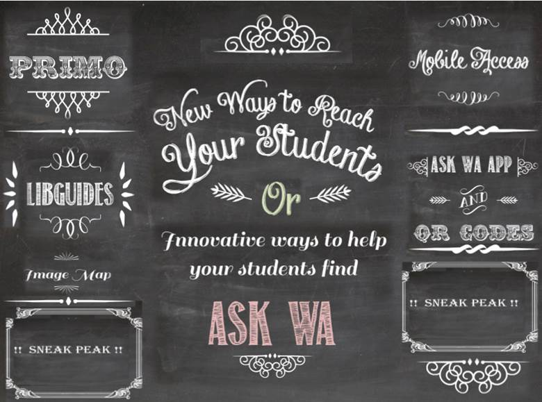Chalkboard Style Poster Design With Fonts To Love
