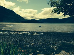 Lochaber scenery