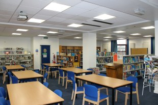 Portobello HS Library