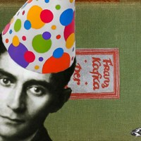 A Very Kafkaesque Birthday (because it's Kafka's birthday)