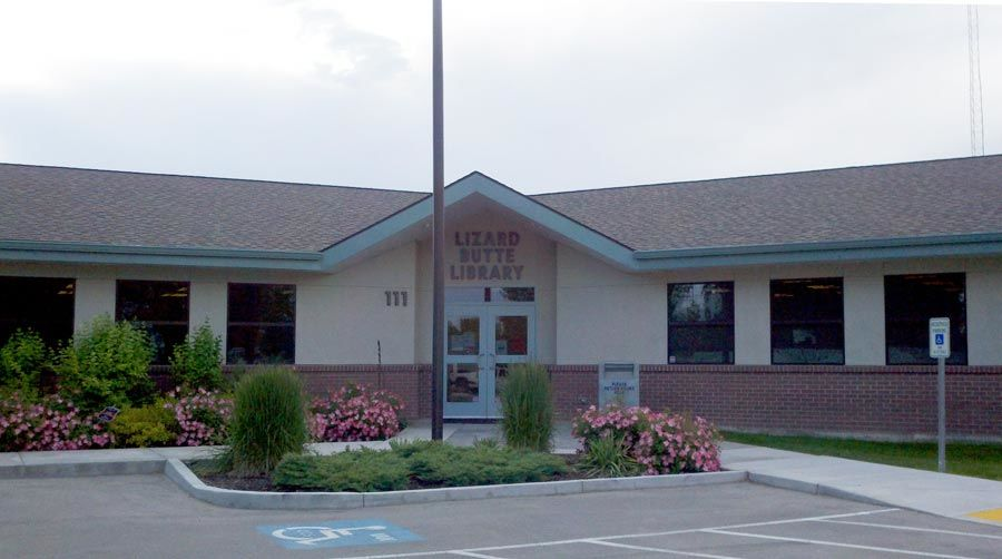 Lizard Butte Public Library