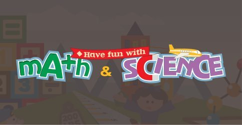 Fun with Math and Science program logo