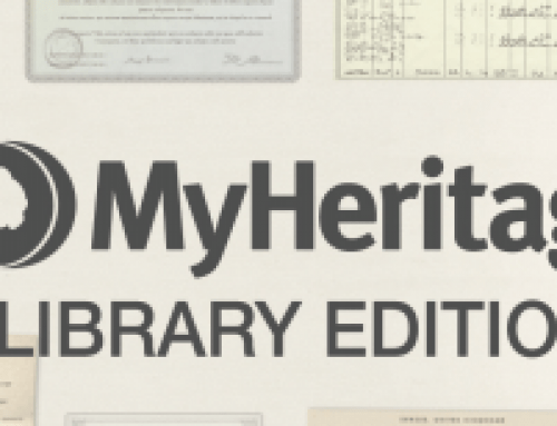 Get to know MyHeritage Library Edition, lili.org's exciting new genealogy database!