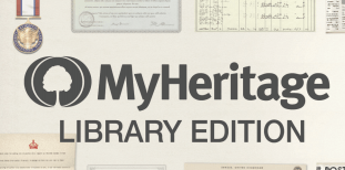 MyHeritage Library Edition logo