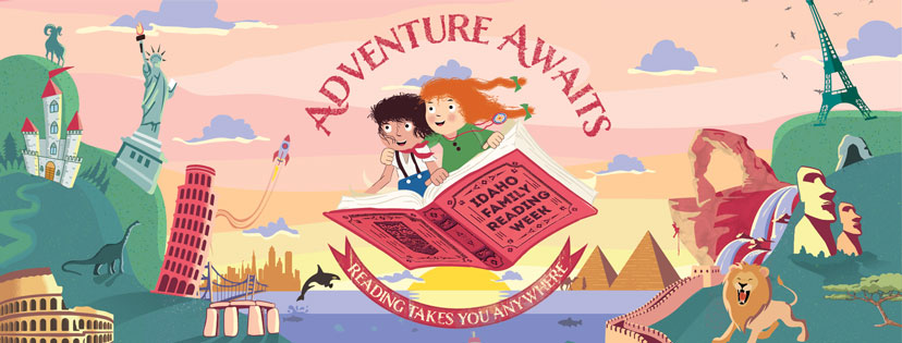 Family Reading Week 2019 Web Banner