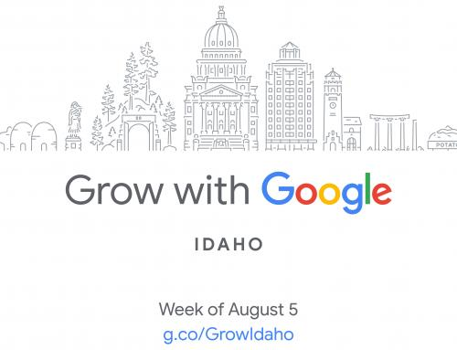 Grow with Google Training — Coming Soon to Idaho