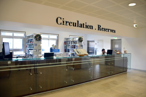 Circulation  LAU Libraries
