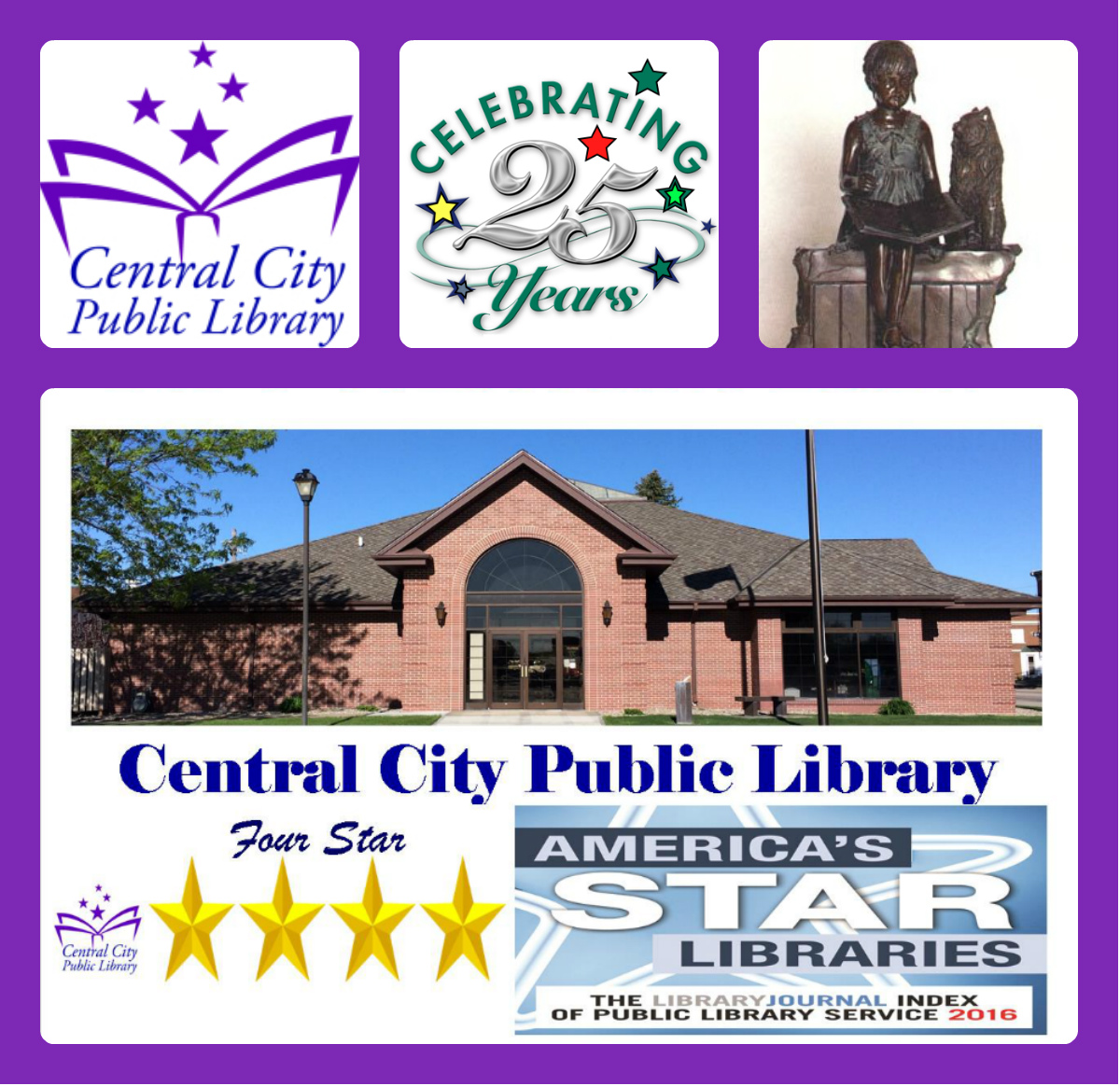Central City Public Library – Welcome to Our Home on the Web! - photo#38