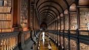 trinity-college-library. Dublin