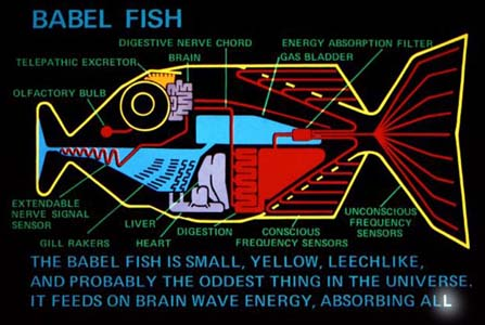 babel fish translator
